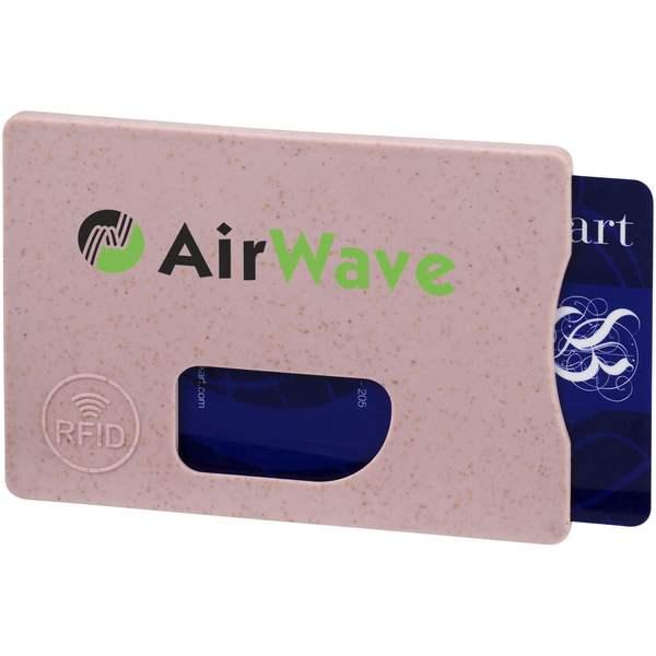 Straw RFID pouzdro na karty