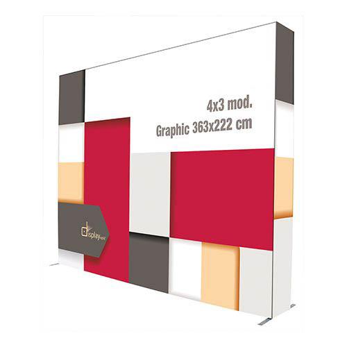 Prezentační stěna 3x4