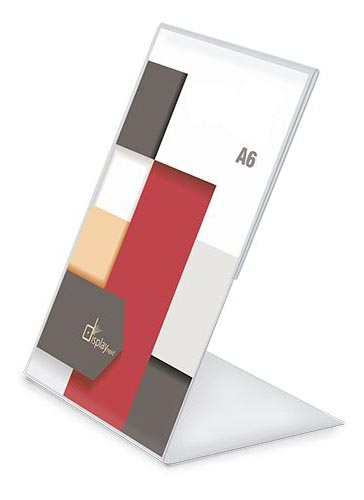 Stojánek PVC A6 jednostranný