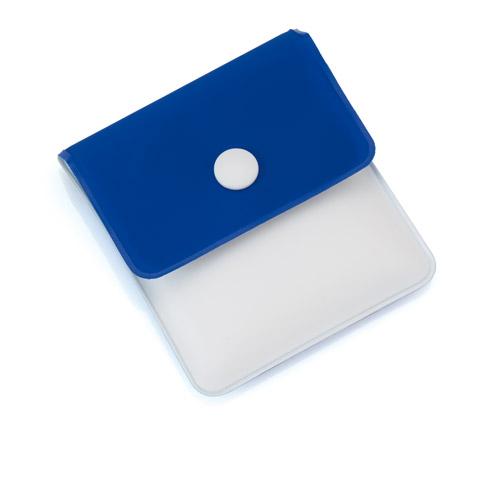 Kyan modrý kapesní popelník