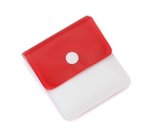 Kyan červený kapesní popelník