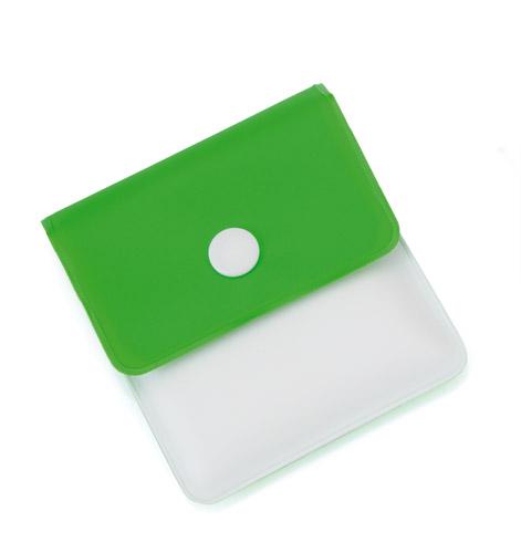 Kyan zelený kapesní popelník