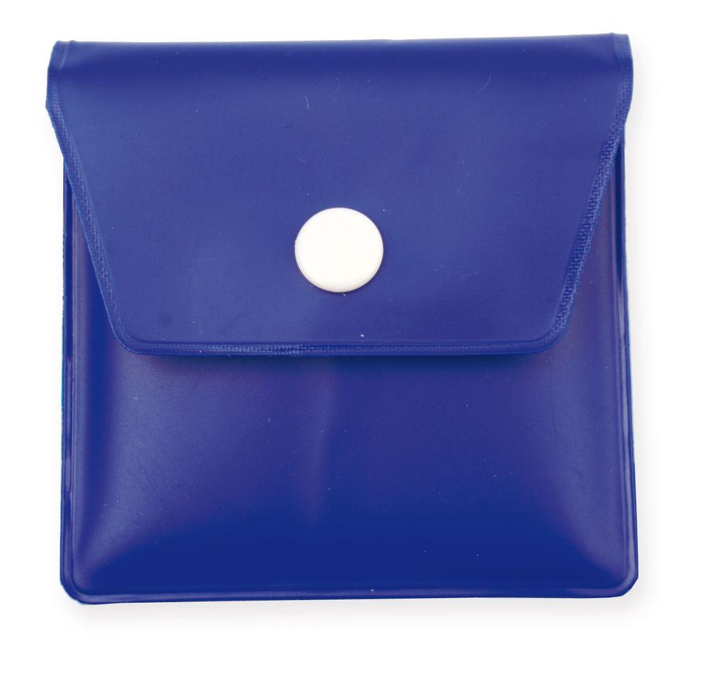 Popelník do kapsy modrý