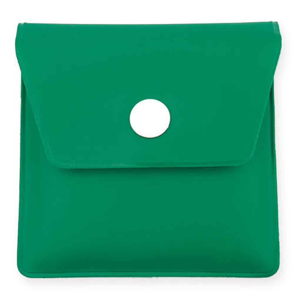 Popelník do kapsy zelený