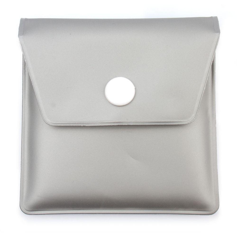 Popelník do kapsy stříbrný