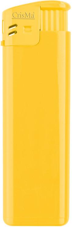 Plnitelný žlutý zapalovač