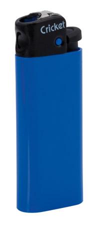 Minicricket modrý zapalovač s potiskem
