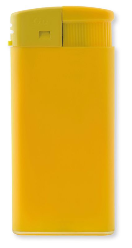 Zapalovač žlutý