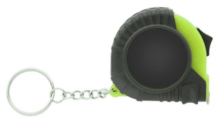 Rapid zelený svinovací metr 2m