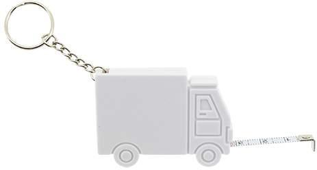 Klíčenka s metrem - kamion