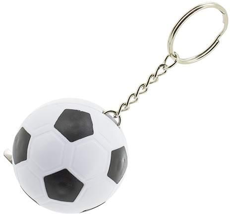 Klíčenka s metrem - fotbalový míč