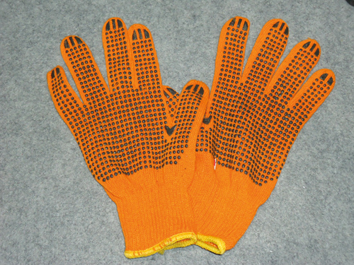 Enox oranžové rukavice