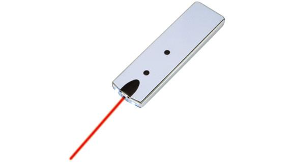 Laserové ukazovátko s LED