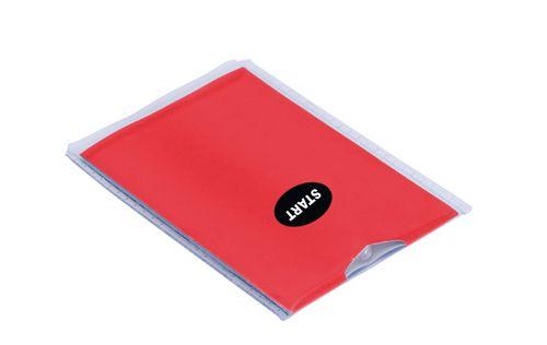 Svítilna - červená