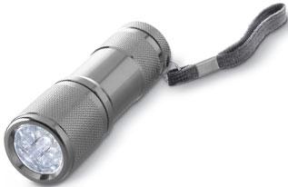 LED baterka v boxu