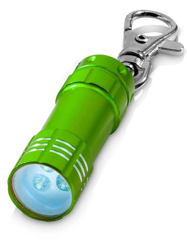 Astro zelená klíčenka