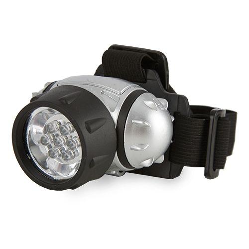 Čelová svítilna LED