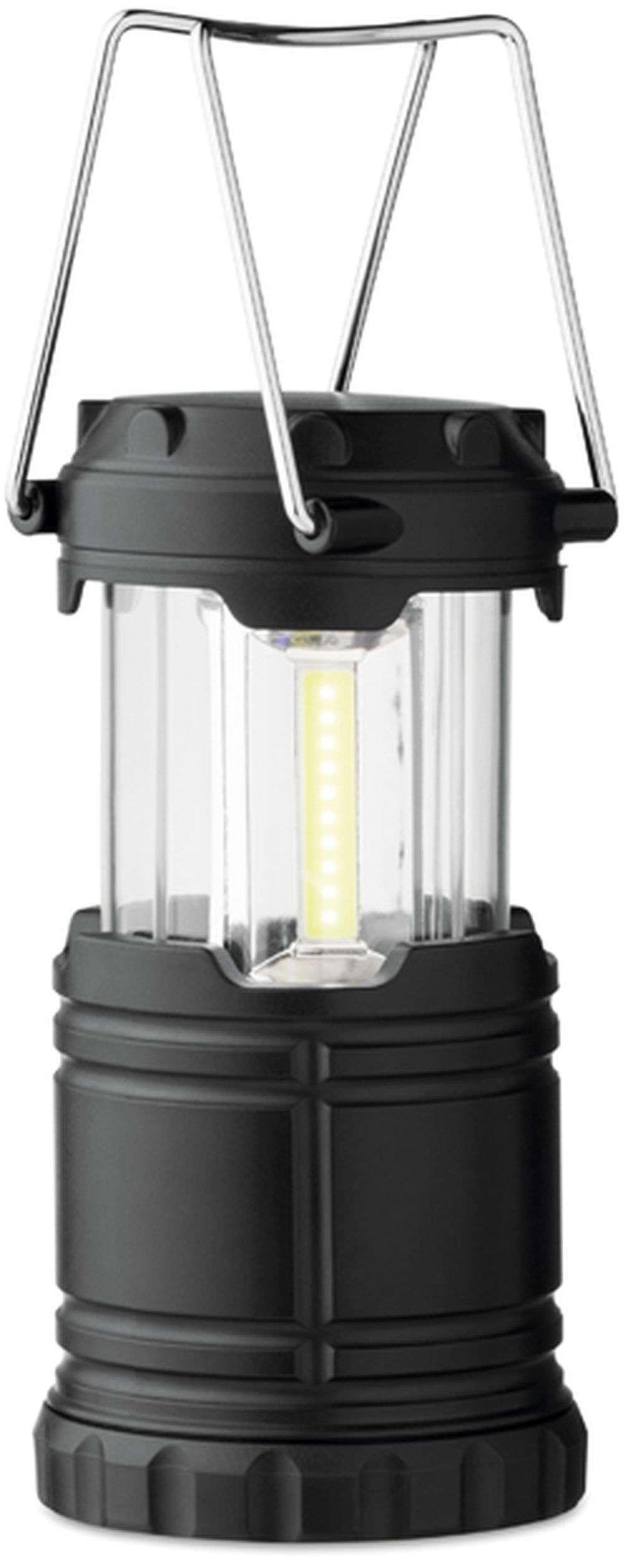 COB kempovací svítilna