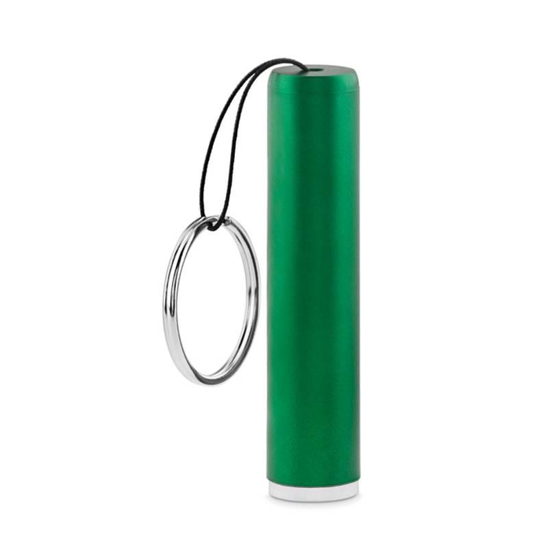 Baterka se svítícím logem