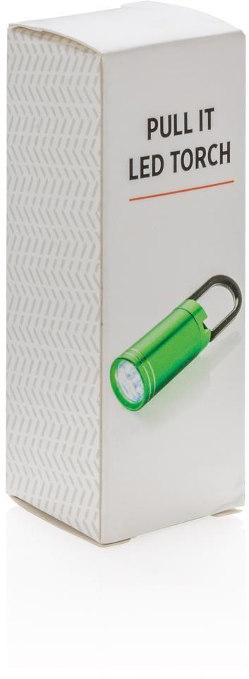 Pull it LED svítilna