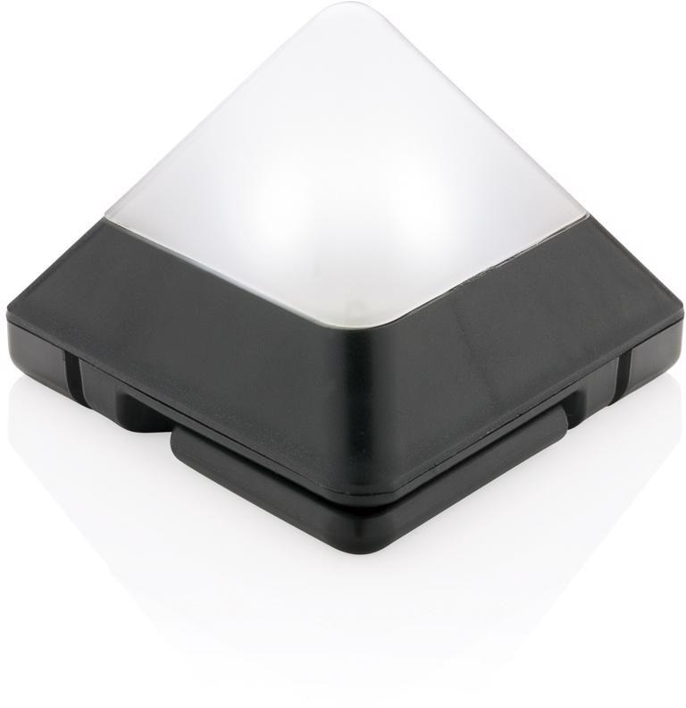 Trojúhelníková mini svítilna