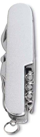 Stříbrný hliníkový nůž