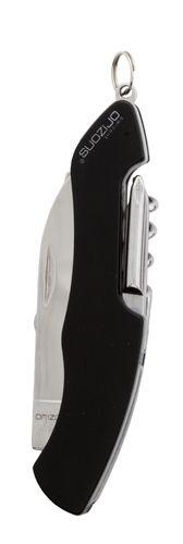Saida černý multifunkční kapesní nůž