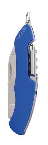 Saida modrý multifunkční kapesní nůž