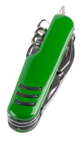 Shakon zelený multifunkční kapesní nůž