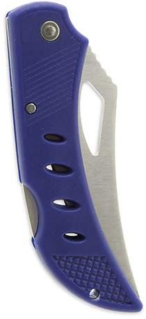 Zavírací nůž, modrá střenka