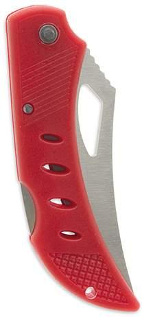 Zavírací nůž, červená střenka