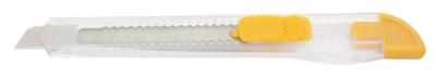 Bianco žlutý odlamovací nůž