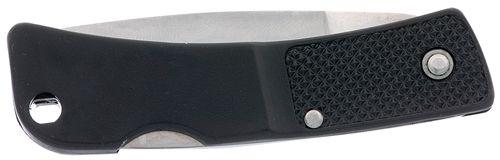 Černý kapesní nůž