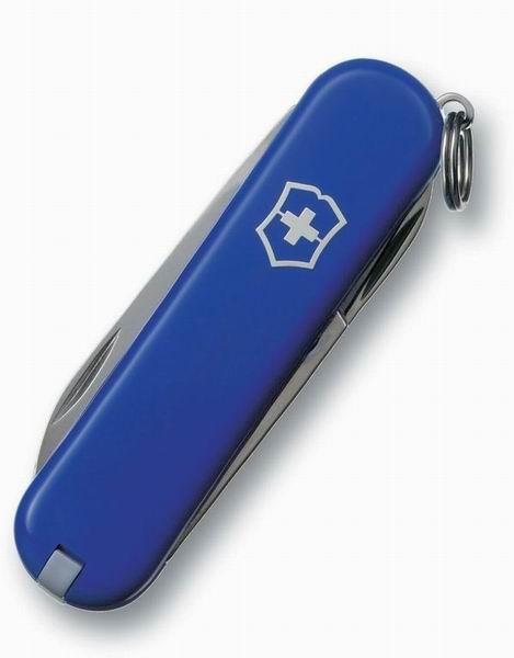Kapesní modrý nůž VICTORINOX CLASSIC SD