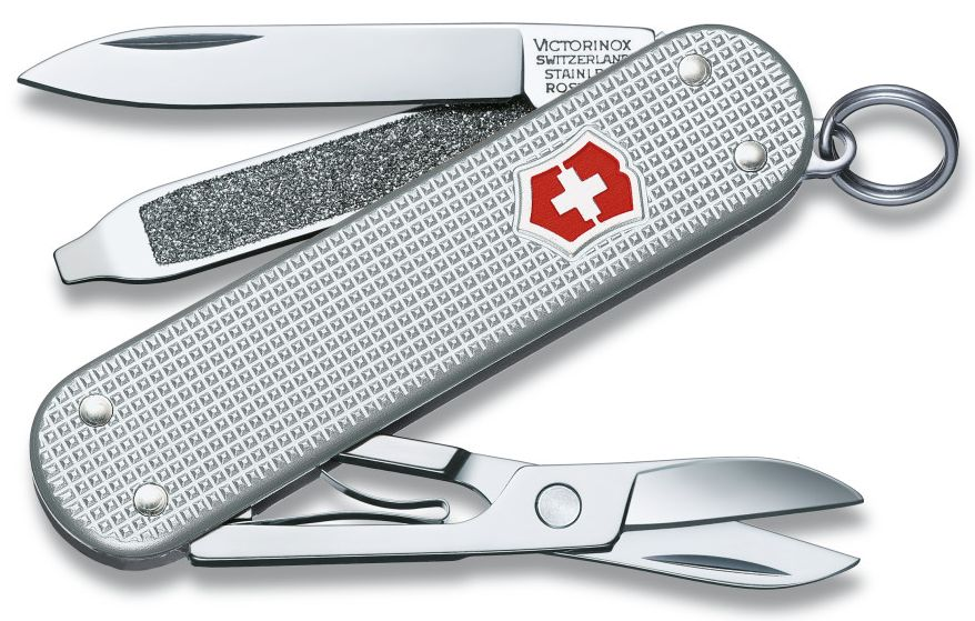 Nůž Victorinox Classic Alox Silver