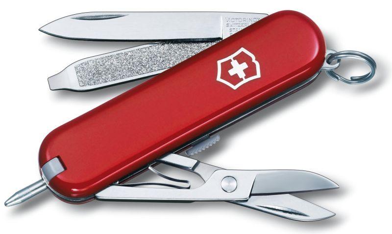 Nůž Victorinox Signature červený