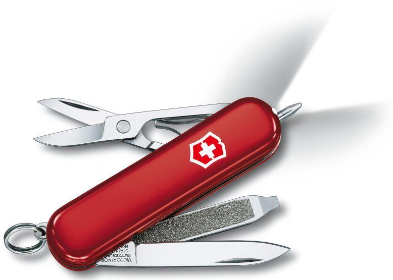 Nůž Victorinox Signature Lite červený
