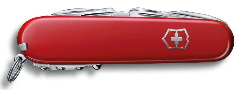 Nůž Victorinox SwissChamp červený