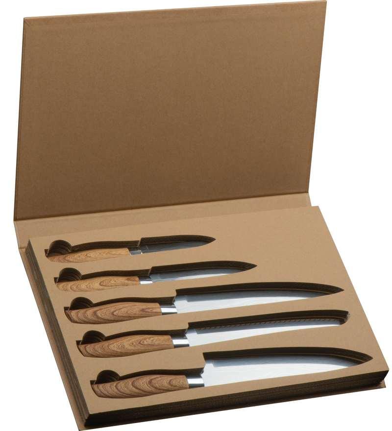 Sada 5 nožů