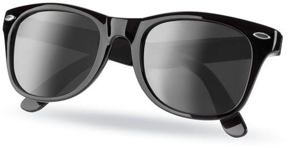 Sluneční brýle s UV ochranou černé