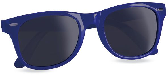 Sluneční brýle s UV ochranou modré