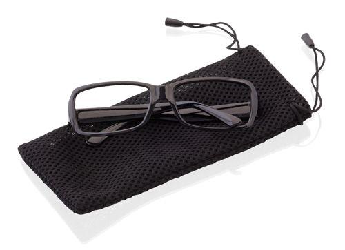 Obroučky brýlí černé