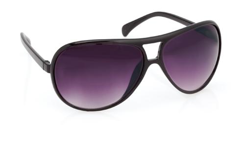Lyoko černé sluneční brýle