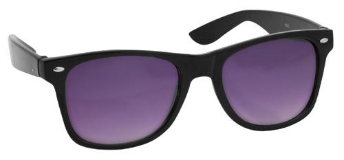Xaloc černé sluneční brýle