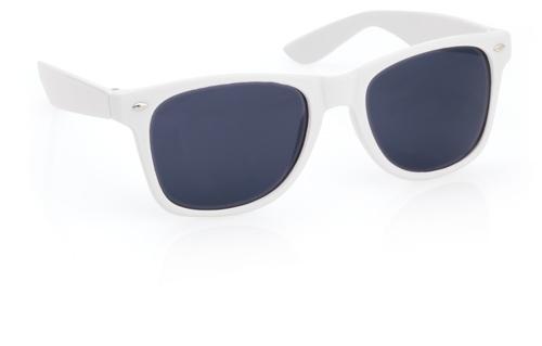 Xaloc bílé sluneční brýle