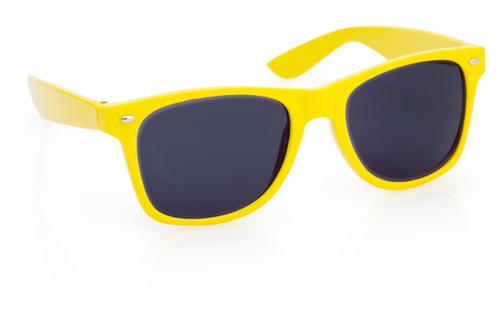 Xaloc žluté sluneční brýle