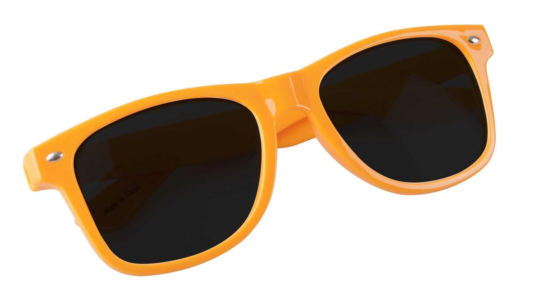Xaloc oranžové sluneční brýle