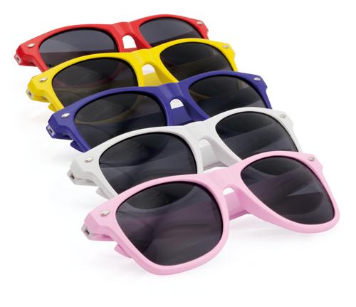 Xaloc růžové sluneční brýle
