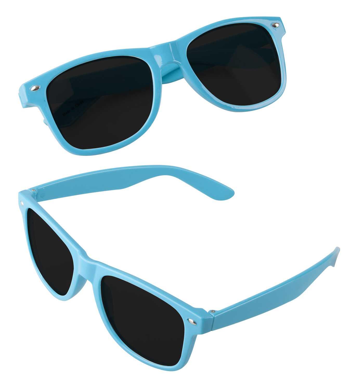 Xaloc světle modré sluneční brýle