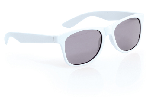 Spike dětské bílé sluneční brýle